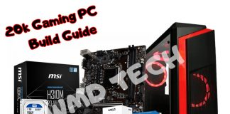 20k Gaming PC Build Guide 2