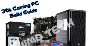 30k Gaming PC Build Guide