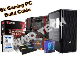 40k Gaming PC Build Guide