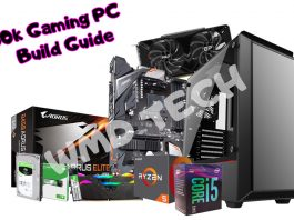 50k Gaming PC Build Guide