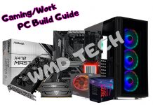 Gaming/Productivity PC Build Guide