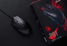 Bloody P91 Gaming Mouse