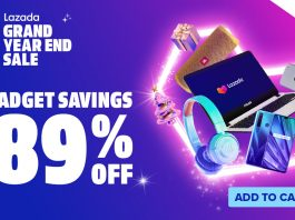 Lazada 12.12 Grand Year End Sale!