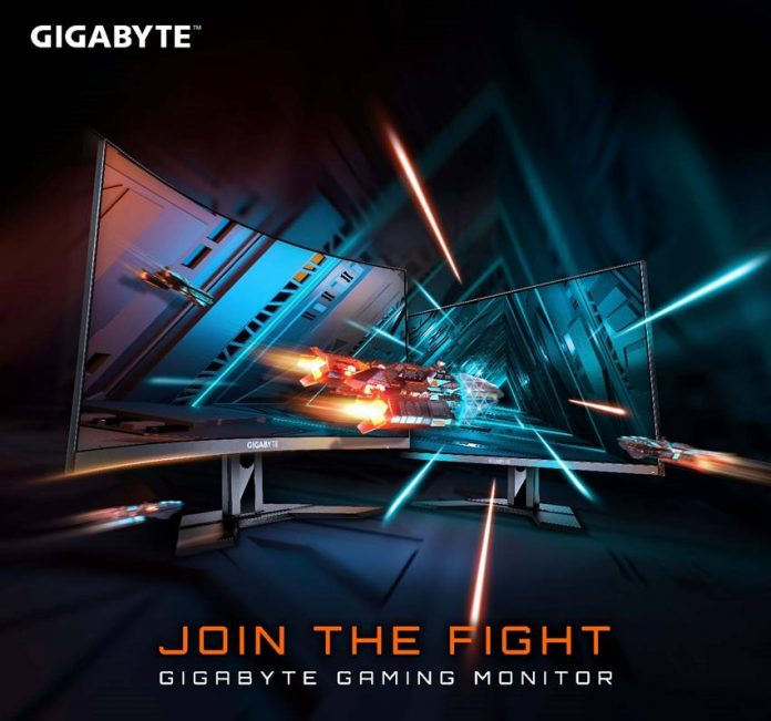 Gigabyte New Gaming Series Monitor