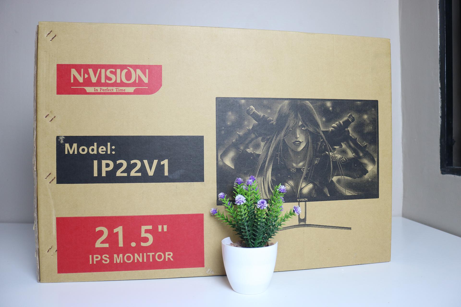 NVISION IP22V1 Gaming Monitor